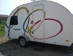 2010 Forest River R-Pod 172
