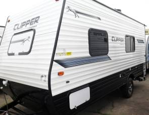Coachmen Clipper 17FQ - The Caroline!