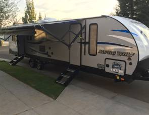 2019 Forest River Alpha Wolf 29DQ-L