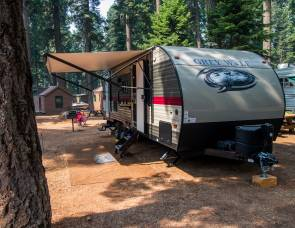 2018 Desi, Seasonal Rates, Large Bunkhouse w/slide out, totally outfitted, 8 ppl