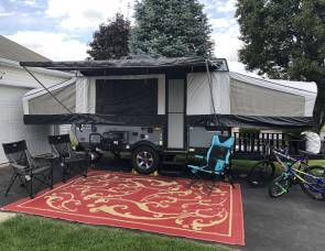 2018 Coachmen Clipper V-Trec V3