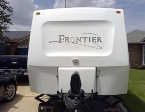 2007 frontier