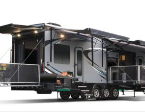 2017 Jayco Seismic Wave Toy Hauler