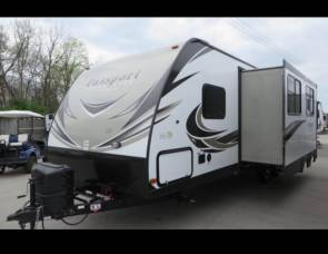 2017 Keystone Passport Ultra Lite 2670 BH