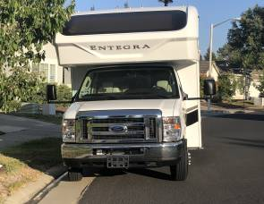 2019 Entegra Odyssey 31L