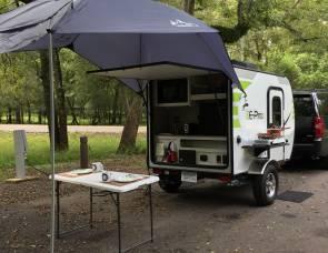 2018 Flagstaff Teardrop Style Mini Camper - Fully Stocked!