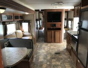 2013 FOREST RIVER SALEM 26TBUD LUXURY LIGHT