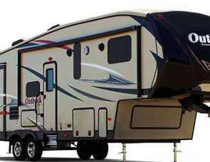 2016 Forest River Outback w/Three Slides & Bunk Beds  (T20)