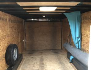 2015 Look Toy Hauler Utility Trailer