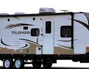 2014 Forest River Wildwood (T8)