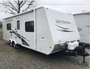 2012 LKFL Jayco Jay Feather Ultra Lite 221