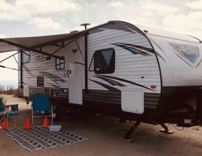 2018 Forest River Salem Cruise Lite 241 BHXL