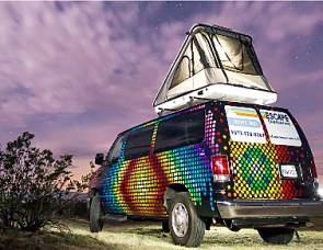 2012 Maverick Campervan LA