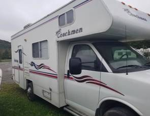 "2004 ""PINTO"" OUR MINI MOTORHOME WITH UNLIMITED MILES!!"