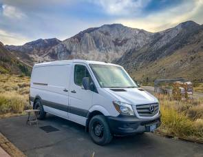 2016 Mercedes Sprinter Campervan