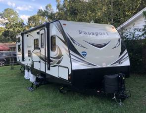 2018 Keystone Passport Grand Touring