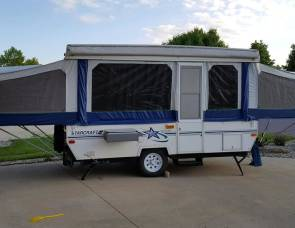 2007 Star Craft Trail Hopper (Delivery, setup and removal is available)
