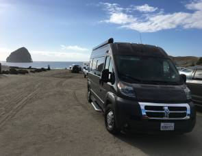 2018 Dodge Roadtrek