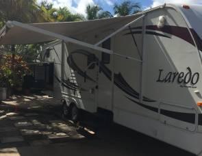 2012 Keystone  Laredo 291tg