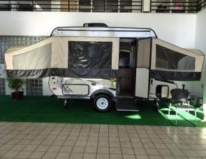 2019 NEW Tent camper sleeps 8