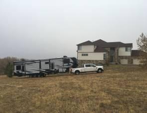 2018 Heartland Cyclone 4250