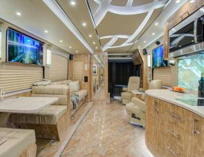 2017 Prevost H4 Entertainment Bus