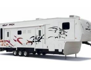2012 Cherokee Wolfpack