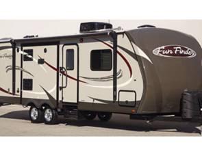2014 Cruiser Fun finder 189fbs