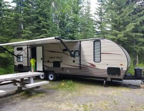 2017 Forest river Gray wolf 26 ckse