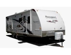 2012 KEYSTONE GRAND TOURING 2850RL