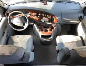 2016 Motorban Van