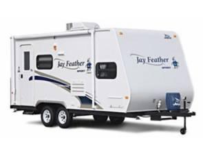 2007 Jayco Jay feather