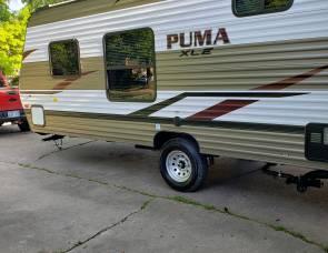 Puma  2020 Palomino Puma XLE Lite 17QBC