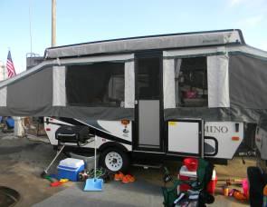 2014 Palomino Base camp