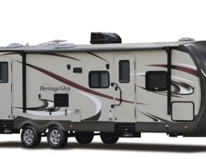 2014 Forest River Heritage Glen 272BH