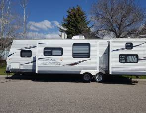 2010 Jayco Jay flight g2 31 bhds