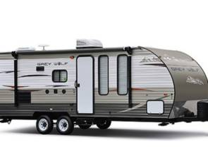 2015 Forest river Grey wolf 26bh