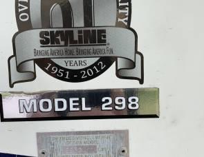 2014 Nomad 298