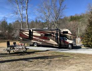 2018 Motor Home Forester 3011DS