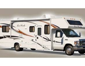2018 thor four winds m-28z