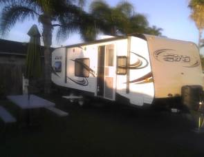 2015 Forest river evo 2250