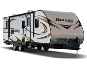 2015 Keystone Bullet 285RLS
