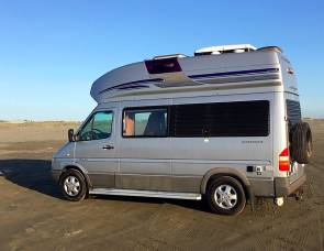 Airstream Sprinter Westfalia - sleeps 4, seats 5!