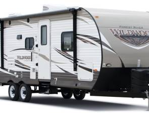 2015 Forest River 28DBUD