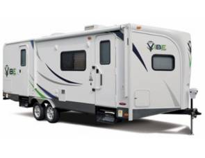2014 Vibe by Forrest River 268r