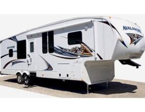 2011 keystone alpine 3500 RE