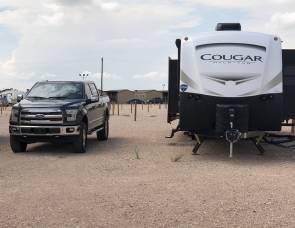 2018 Keystone Cougar 33SAB