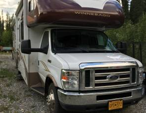 2012 Winnebago Access premier bunk model
