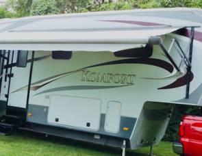 2011 Dutchmen Komfort
