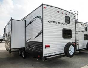 2019 BRAND NEW BUNKHOUSE 26' WITH SLIDE